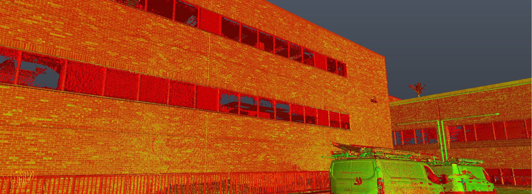 Best 3D Scanning for Architecture & Construction | Rogue