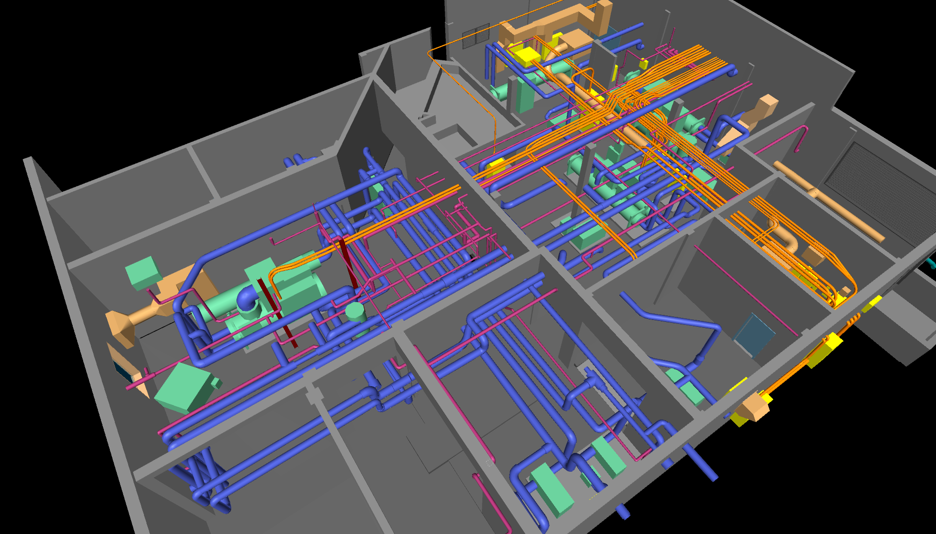 3d Scan To Cad Services Rogue Visual Design Plumbing Diagram Software The Team Can Develop Models From Point Cloud We Have Clients Utilizing Numerous Different Systems And