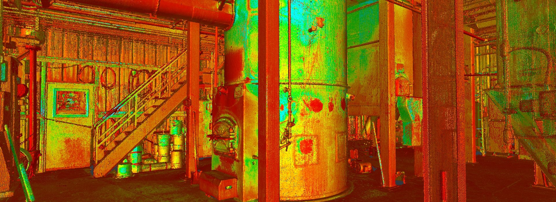 Industrial 3D Laser Scanning & Reality Capture   Rogue